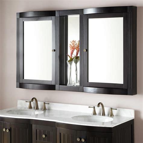 Bathroom Mirror Medicine Cabinet by 60 Quot Palmetto Medicine Cabinet Bathroom