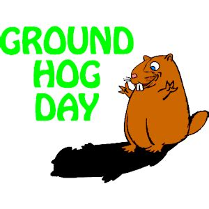 groundhog day used to something free groundhog day clipart clipartfest groundhog day