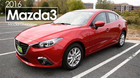 2016 Mazda3 I Sport Sedan by 2016 Mazda3 Review Test Drive