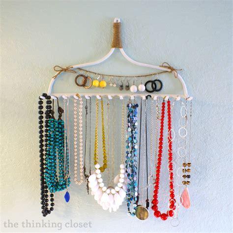 15 Diy Jewelry Holders