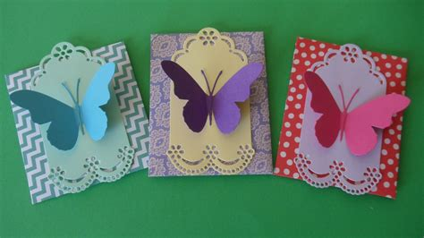 butterfly crafts for to make paper craft butterfly gift envelopes