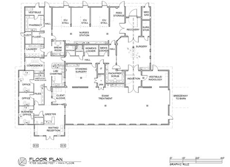 floor plan of a hospital floor plan hospital hospital design