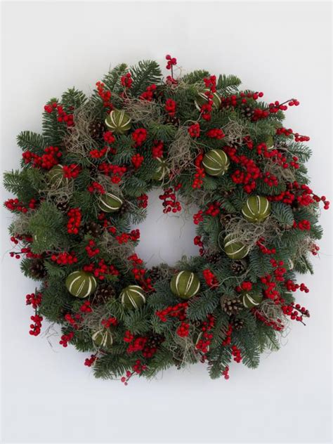 real wreaths uk 2014 11 best real wreaths the independent
