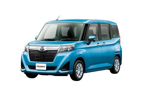 Toyota Daihatsu by Toyota Roomy Et Tank Daihatsu Thor Leblogauto