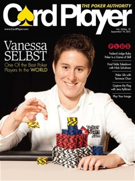 best card magazine selbst one of the best players in the