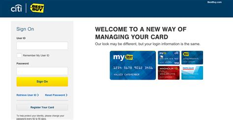 how to make best buy credit card payment best buy credit card login make a payment