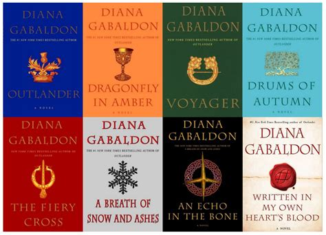 picture book series audio books the outlander series by diana