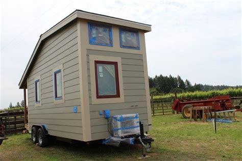tiny houses petaluma in toolbelts gather to build tiny house for