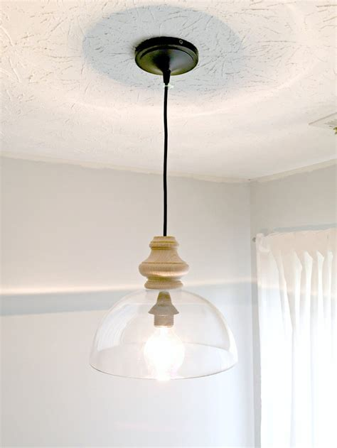 diy kitchen light fixtures how to replace overhead light fixtures with ease