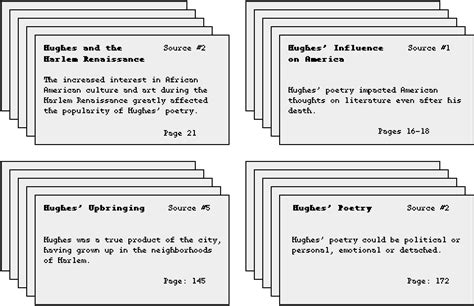 how to make research note cards misstarrsresearchpaperwiki creating note cards