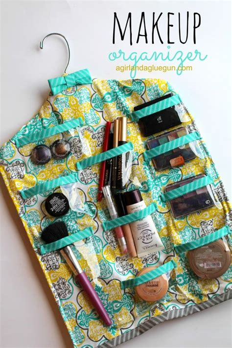 how to make a jewelry bag 25 best ideas about hanging organizer on do