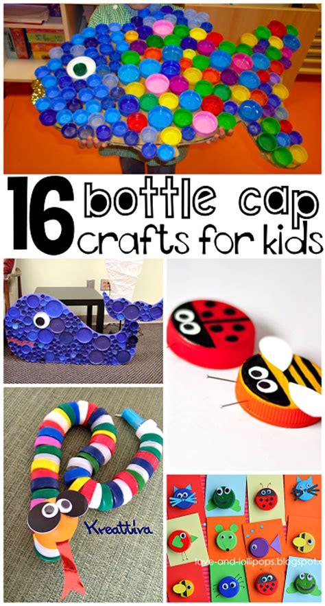 top crafts plastic bottle cap milk cap lid crafts for to