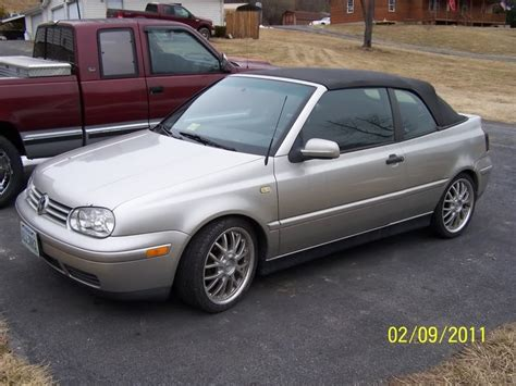 2000 Volkswagen Cabrio by 2000 Volkswagen Cabrio Information And Photos Zombiedrive