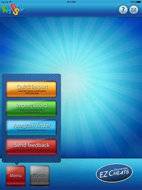 is ez a word in scrabble app shopper ez cheats for scrabble 174 and words with