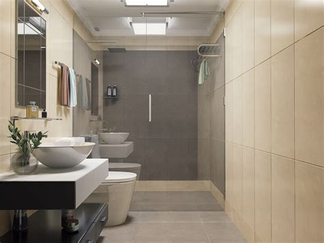 bathroom model free 3d models bathroom bathroom visopt by h盻ッu ph豌盻嫩