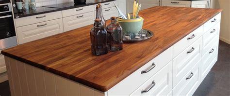 encimeras cocina madera encimeras de madera c 225 lidas y delicadas