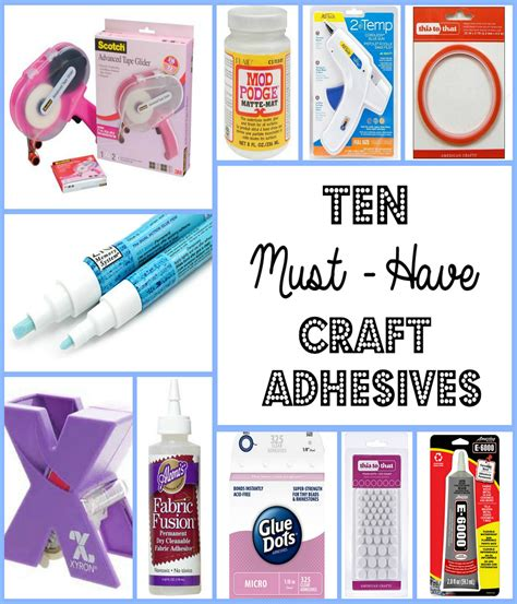 best glue for card ten must craft adhesives ribbons glue