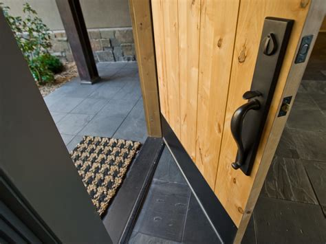 black kick plates for front doors photo page hgtv