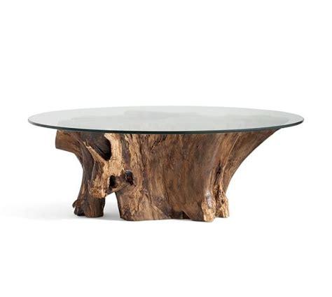 driftwood coffee tables driftwood coffee table pottery barn