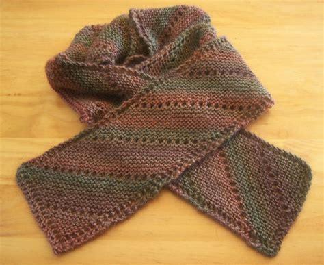 knit scarf pattern free free knit pattern for scarf 171 design patterns