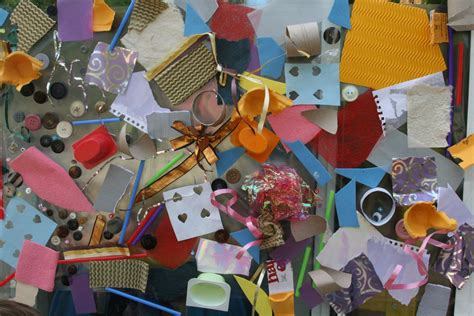paper craft materials contact paper recycled sculpture the imagination tree