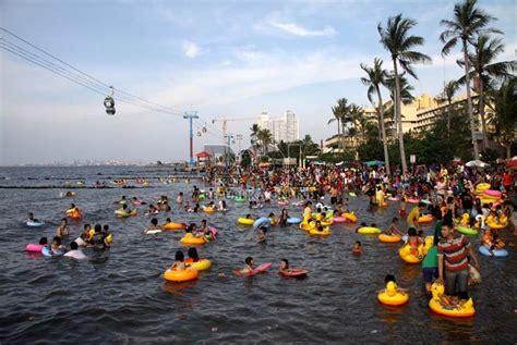 di jakarta 10 tempat wisata pantai di jakarta dan sekitarnya yang