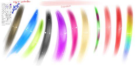 paint tool sai hair brush imvu official catalog