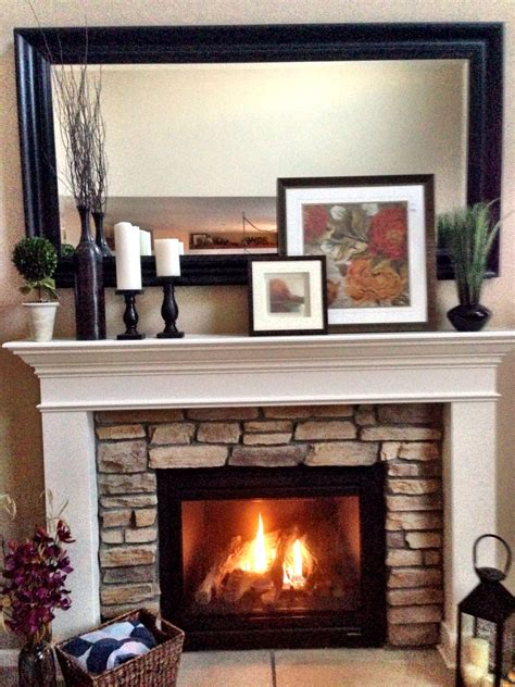 Livingroom Decor fireplace fireplace mantel decor decorative fireplace