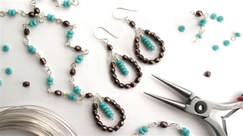 jewelry classes near me jewelry wire wrapping for beginners udemy
