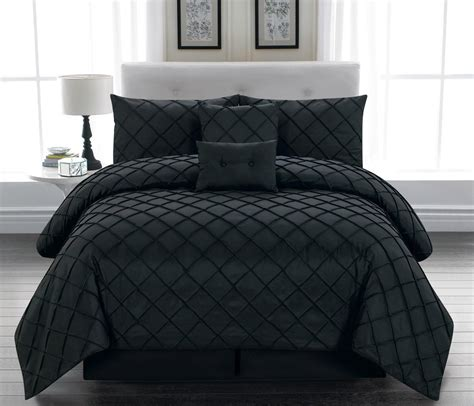 black comforter sets luxurious black and white comforters for your bedroom