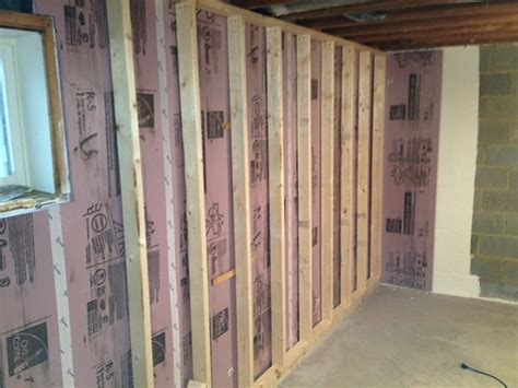 what of insulation for basement how to properly insulate a basement chace building