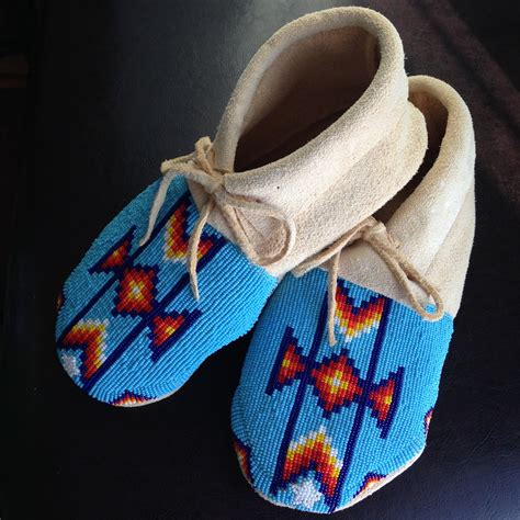 beaded moccasins and creative boutique s fully beaded moccasins