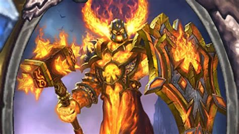 lor lights ign reveals a new legendary hearthstone card ign