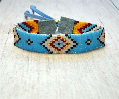 how to make beaded bracelets on a loom beaded bracelet bead loom bracelet adjustable bead