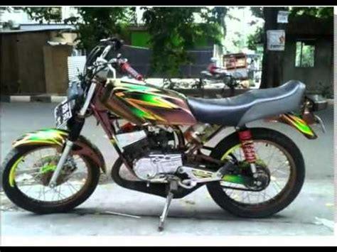 Modif Rx King Keren by Modif Rx King Modifikasi Motor Yamaha Rx King Keren