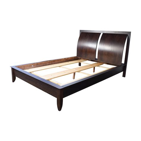 curved bed frame curved bed frame 28 images oak or white finish wooden