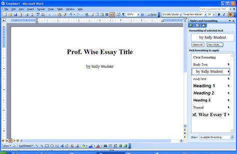 on microsoft word how do i create custom microsoft word templates ask