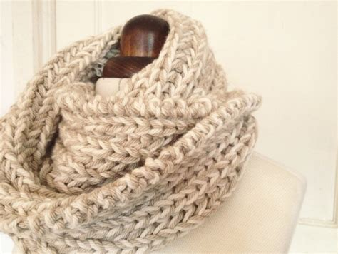 free knitting pattern for snood scarf diy giftables 1 2 simple snoods a free knitting