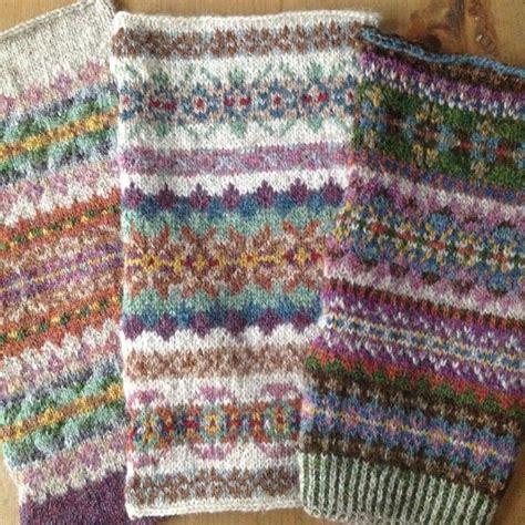 fair isle knitting best 25 fair isle knitting ideas on fair isle