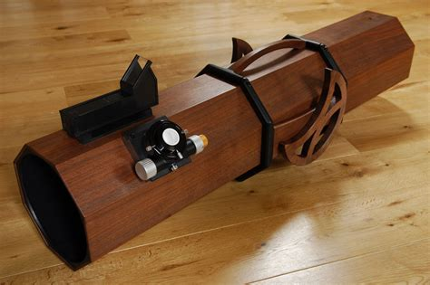 normand woodworking build your own telescope part 2 the jacquin