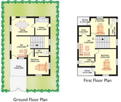 vastu floor plans facing house plan simple small south facing floor plans and