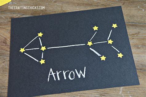 constellation crafts for constellations kid craft the crafting