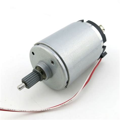 Smallest Electric Motor by How Does Blocking A Servo Dc Motor It