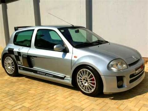 Renault Clio V6 For Sale by 2003 Renault Clio 3 0 V6 Auto For Sale On Auto Trader
