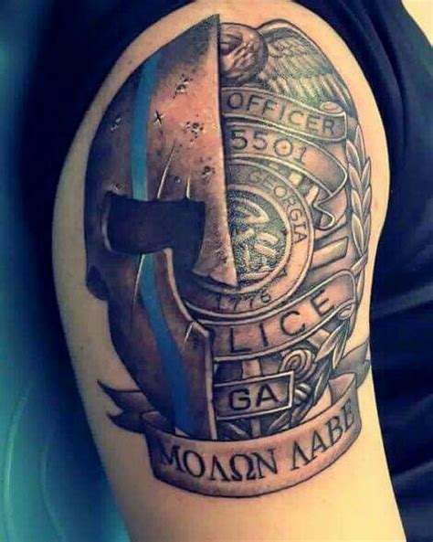 pin by gina pellerin on law enforcement tattoos pinterest
