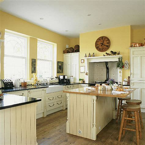 yellow and brown kitchen ideas yellow kitchens laurie jones home