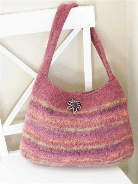knit bag pattern felted purse pattern knit bag pattern felted purse knitted