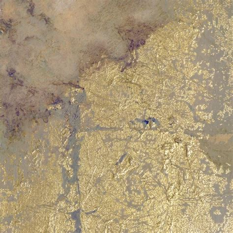 acrylic painting restoration gold leaf painting various effects and textures can be