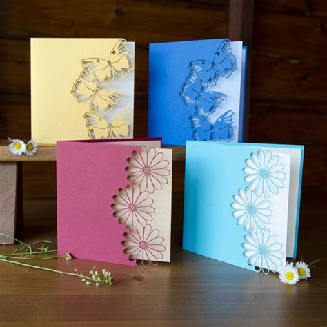 ideas for greeting cards home design handmade greeting card idea crafthubs easy
