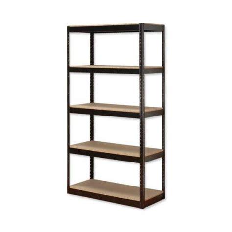 heavy duty storage shelves influx storage shelving unit heavy duty boltless 5 shelves